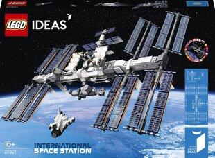 21321 LEGO® Ideas Международная космическая станция цена и информация | 21321 LEGO® Ideas Международная космическая станция | kaup24.ee