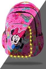 Valgustusega seljakott CoolPack Spark L LED Minnie Hiir (Minnie Mouse) Tropical B45301 hind ja info | Valgustusega seljakott CoolPack Spark L LED Minnie Hiir (Minnie Mouse) Tropical B45301 | kaup24.ee
