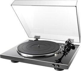 Denon DP-300F BLACK hind ja info | Vinüülplaadimängijad ja grammofonid | kaup24.ee