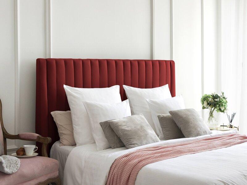 Voodipeats Cosmopolitan Design Dallas 130, punane soodsam