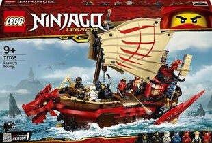 71705 LEGO® NINJAGO® Saatuselaev hind ja info | 71705 LEGO® NINJAGO® Saatuselaev | kaup24.ee