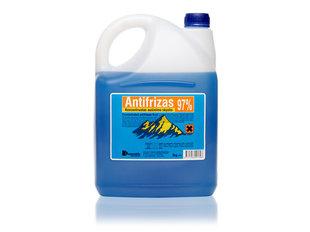 Kontsentreeritud antifriis sinine 97% 5kg