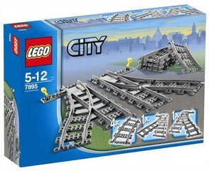 7895 LEGO® CITY Switching Tracks