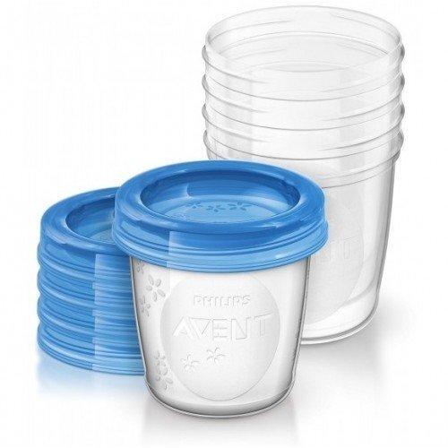 Kaanega topside komplekt emapiima hoidmiseks Philips Avent 180 ml SCF619
