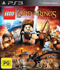 LEGO Lord of the Rings - Essentials PS3 hind ja info | LEGO Lord of the Rings - Essentials PS3 | kaup24.ee
