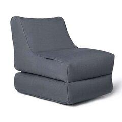 Laiendatav kott-tool Qubo™ Conseres, gobelään, hall hind ja info | Kott-toolid, tumbad, järid | kaup24.ee