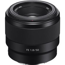 Sony FE 50mm F1.8 | (SEL50F18F) hind ja info | Objektiivid | kaup24.ee