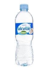 Mineraalvesi Akvile (gaasita) 0,5L hind ja info | Külmad joogid | kaup24.ee