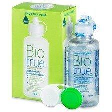Bausch+Lomb Biotrue 120 ml läätsevedelik hind ja info | Optika | kaup24.ee