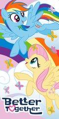 Laste rätik My Little Pony, 70x140 cm hind ja info | Rätikud | kaup24.ee