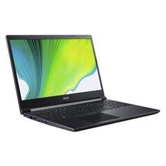 Acer Aspire 7 A715-75G-577P (NH.Q87EL.00B) hind ja info | Sülearvutid | kaup24.ee
