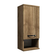 Vannitoakapp Kalune Design Mis, pruun hind ja info | Vannitoakapp Kalune Design Mis, pruun | kaup24.ee