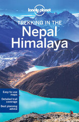 Lonely Planet Trekking In The Nepal Himalaya 10Th New Edition hind ja info | Hobikirjandus | kaup24.ee