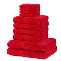 Rätikute komplekt Marina, 10 tk. hind ja info | Rätikud | kaup24.ee