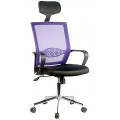 Офисное кресло Nore OCF-9, фиолетовое цена и информация | Офисная мебель | kaup24.ee