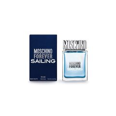 Meetse Moschino Forever Sailing EDT 100ml hind ja info | Meetse Moschino Forever Sailing EDT 100ml | kaup24.ee