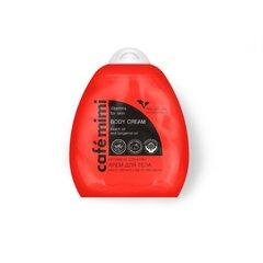 Витаминный крем для тела Cafė Mimi, 250 мл цена и информация | Витаминный крем для тела Cafė Mimi, 250 мл | kaup24.ee