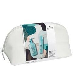 Komplekt lokkis juustele Schwarzkopf Professional Mad About Curls: šampoon, 300 ml + vaht, 150 ml + kosmeetikakott hind ja info | Komplekt lokkis juustele Schwarzkopf Professional Mad About Curls: šampoon, 300 ml + vaht, 150 ml + kosmeetikakott | kaup24.ee