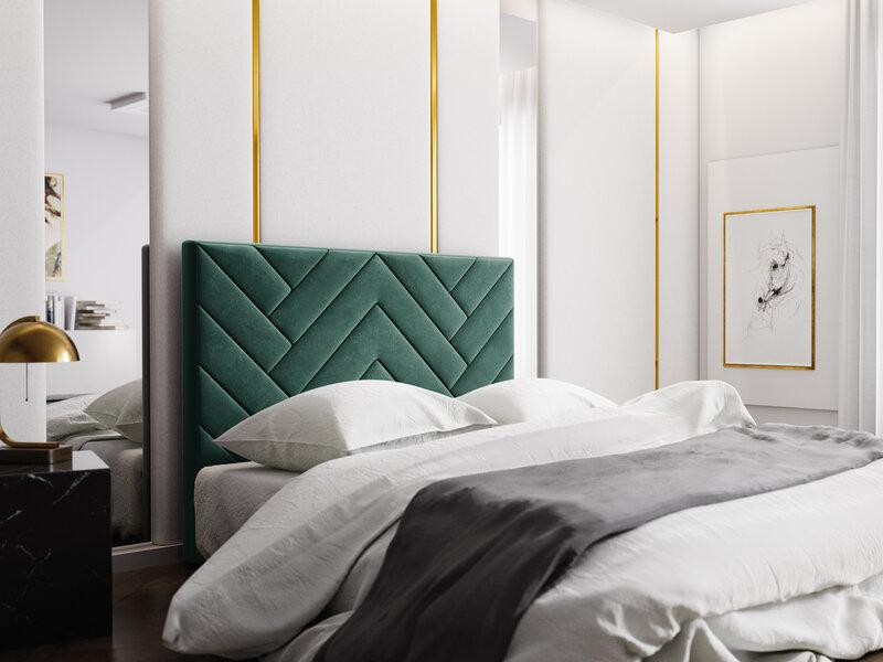 Voodipeats Milo Casa Chiara 160 cm, roheline tagasiside