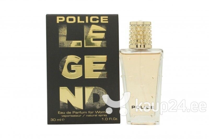 Tualettvesi Police Legend For Woman EDP naistele 30 ml hind