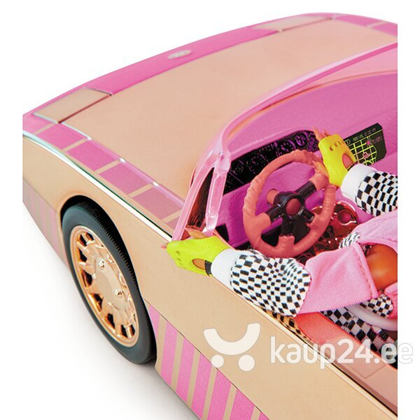 L.O.L. Surprise! Car-Pool Coupe with Exclusive Doll