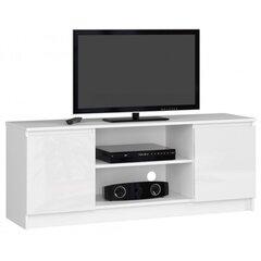 TV-laud NORE K140, valge hind ja info | TV alused | kaup24.ee