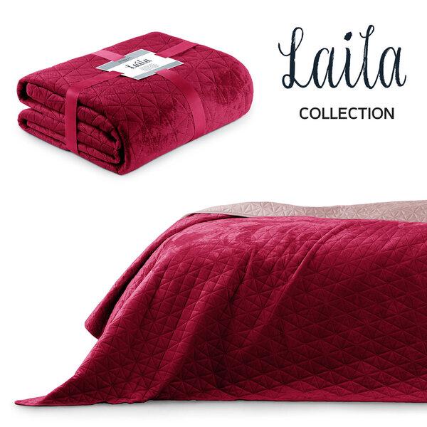 Kahepoolne voodikate AmeliaHome Laila, 240x260 cm hind ja info | Voodikatted, pleedid | kaup24.ee