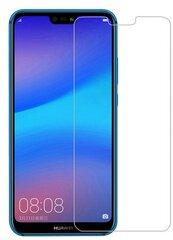 Kaitseklaas Tempered Glass HARD 2.5D sobib Huawei Mate 10 Lite hind ja info | Ekraani kaitsekiled | kaup24.ee