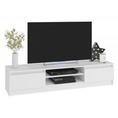 TV laud NORE K160, valge hind ja info | TV alused | kaup24.ee