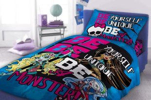 Voodipesukomplekt, Monster High