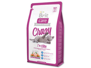 Kassitoit Brit Care Kitten Crazy 2 kg