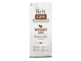 Brit Care Weight Loss Rabbit & Rice 12 кг