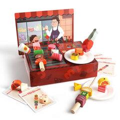 Grilltoitude valmistamise komplekt Bright Texas Grill Top Bright, 35 elementi hind ja info | Tüdrukute mänguasjad | kaup24.ee