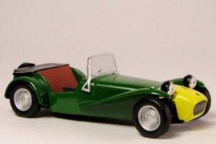 Модель машины Lotus Seven