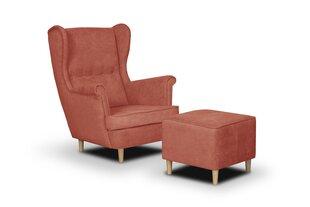 Tumba Bellezza Elite, punane hind ja info | Kott-toolid, tumbad, järid | kaup24.ee