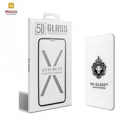 Kaitseklaas Mocco Full Face 5D Full Glue Tempered Glass, telefonile Xiaomi Redmi Note 9, must hind ja info | Kaitseklaas Mocco Full Face 5D Full Glue Tempered Glass, telefonile Xiaomi Redmi Note 9, must | kaup24.ee