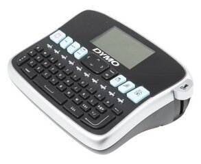 Dymo LabelManager 360D QWERTY, must-valge hind ja info | Printerid | kaup24.ee