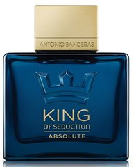 Tualettvesi Antonio Banderas King Of Seduction Absolute EDT meestele 100 ml hind ja info | Meeste parfüümid | kaup24.ee