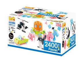 Jaapani konstruktor LaQ Basic 2400 Pastel