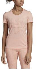 Pluus Adidas W Mo Pr T-Shirt Coral hind ja info | Adidas Naiste riided | kaup24.ee