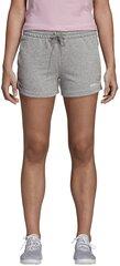 Lühikesed püksid Adidas W E Pln Shorts Grey hind ja info | Naiste spordiriided | kaup24.ee