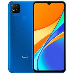 Xiaomi Redmi 9C, 64GB, Dual SIM, Twilight Blue hind ja info | Xiaomi Redmi 9C, 64GB, Dual SIM, Twilight Blue | kaup24.ee