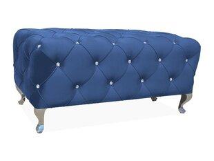 Tumba Signal Meble Hestia 86S, sinine hind ja info | Kott-toolid, tumbad, järid | kaup24.ee