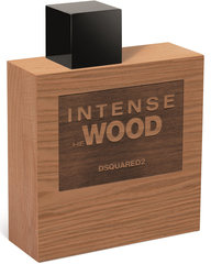 Tualettvesi Dsquared² He Wood Intense EDT meestele 100 ml
