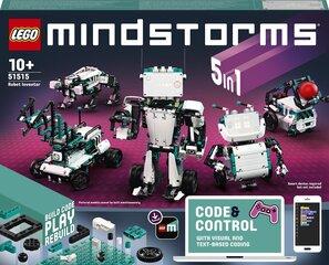 51515 LEGO® MINDSTORMS® Robotleiutaja hind ja info | Kokkupandavad mänguasjad | kaup24.ee
