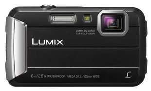 Panasonic Lumix DMC-FT30, must