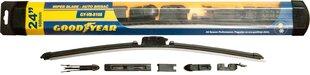 Universaalsed kojamehed Goodyear GY-VB-8108 600mm цена и информация | Дворники | kaup24.ee