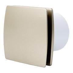 Vannitoa ventilaator EXTRA d150mm kaanega, kuldne