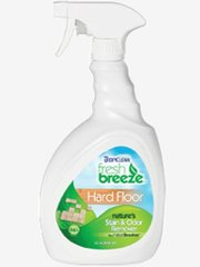 Tropiclean Fresh Breeze Hard Floors kõvade pinnaste puhastaja 946 ml