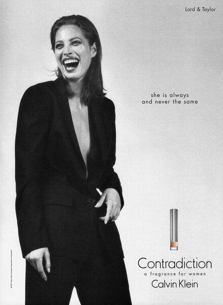 Parfüümvesi Calvin Klein Contradiction EDP naistele 50 ml Internetist